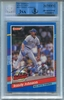 Randy Johnson BGS/JSA Certified Authentic Autograph - 1991 Donruss