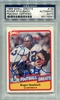 Roger Staubach PSA/DNA Certified Authentic Autograph - 1989 Swell Greats