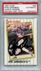 Ryne Sandberg PSA/DNA Certified Authentic Autograph - 1987 Fleer