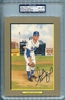 Sandy Koufax PSA/DNA Certified Authentic Autograph - Perez-Steele Great Moments Postcard