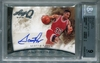Scottie Pippen BGS Certified Authentic Autograph - 2015 Leaf Q Silver 9 MINT