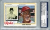 Sparky Anderson PSA/DNA Certified Authentic Autograph - 1978 Topps