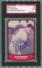 Stan Musial SGC Certified Authentic Autograph - 1988 Pacific