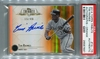 Tim Raines PSA/DNA Certified Authentic Autograph - 2014 Topps Tribute Orange