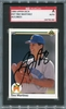 Tino Martinez SGC Certified Authentic Autograph - 1990 Upper Deck