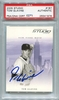 Tom Glavine PSA/DNA Certified Authentic Autograph - 2005 Studio