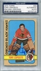 Tony Esposito PSA/DNA Certified Authentic Autograph - 1972 Topps