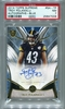 Troy Polamalu PSA/DNA Certified Authentic Autograph - 2014 Topps Supreme Blue #01/20