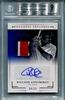 Willson Contreras BGS Certified Authentic Autograph - 2016 National Treasures