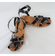 Flexible Wedge/Heel Sandals **Black Straps Only**