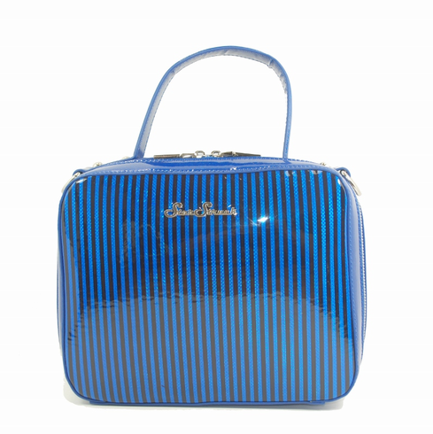 Freakshow Box Bag - Royal Blue