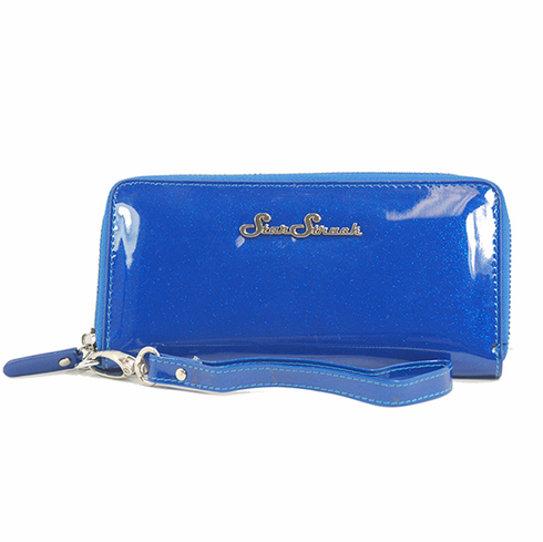 Glitter Wristlet - Royal Blue