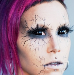 Black Sclera (Sold out !)