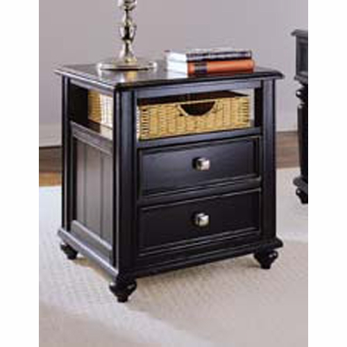 American Drew - Camden-Dark Side Table - 919-915