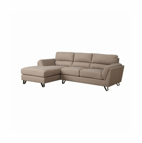 Leather Sectional Sofas by Monarch