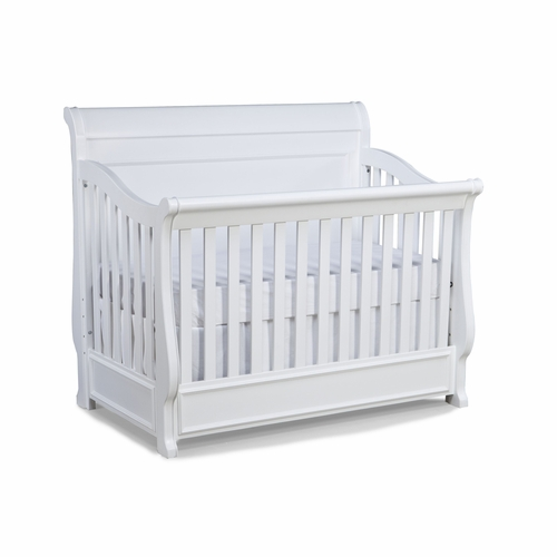 Legacy Classic Kids - Madison Grow With Me Convertible Crib - 2830-8900