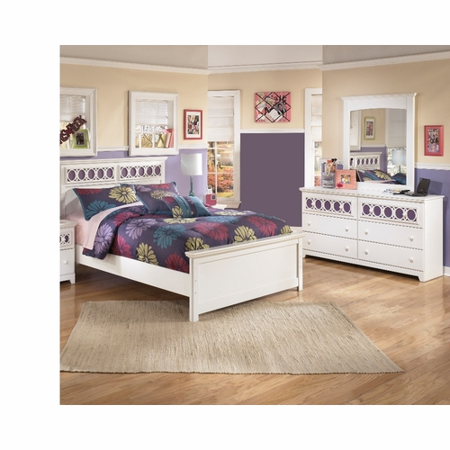 signature design by ashley zayley 3 piece twin bedroom set