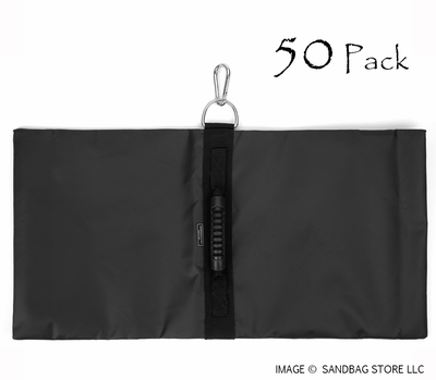 Anchor Sandbags™ Black 50 pk.