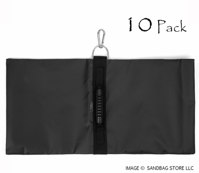 Anchor Sandbags™ Black 10 pk.