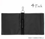 Anchor Sandbags™ Black 4 pk.