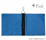 Anchor Sandbags™ Blue 4 pk.