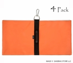 Anchor Sandbags™ Orange 4 pk.