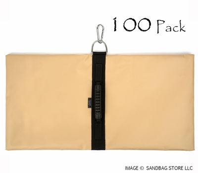 Anchor Sandbags™ Tan 100 pk.