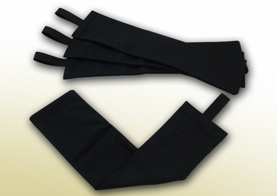Awning Sandbags Black 4 pk.