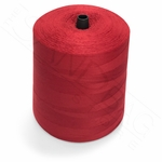 Bag Closing Thread, 30,000 Yds King Spool Red