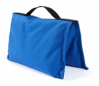 Blue Saddle Sandbags