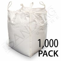 Bulk Bag (FIBC) Empty 3000 lb Capacity - 1,000 Pack