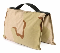 Desert Camo Saddle Sandbags