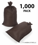 DuraBag Brown 1000 pk