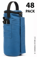 Canopy Sandbags™ Blue 48 Pack