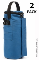 Canopy Sandbags™ Blue 2 Pack