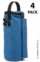 Canopy Sandbags™ Blue 4 Pack