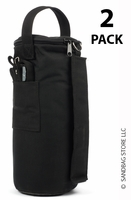 Canopy Sandbags™ Black 2 Pack