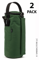 Canopy Sandbags™ Green 2 Pack