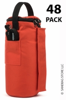 Canopy Sandbags™ Orange 48 Pack