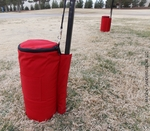 Canopy Sandbags™ Red 12 Pack