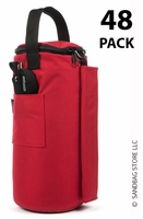 Canopy Sandbags™ Red 48 Pack