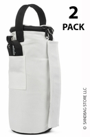 Canopy Sandbags™ White 2 Pack