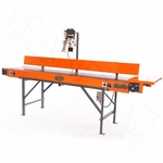 Lower Conveyor Belt Assembly