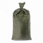 Poly Sandbag, Heavy Duty Green 100 pk