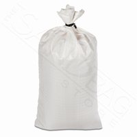 Poly Sandbag, Heavy Duty White 100 pk