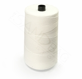 Polyester Bag Closing Thread, 3000 Yds T210 White