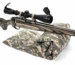 The Grouper™ Bench Rest Sandbag, ACU Camo