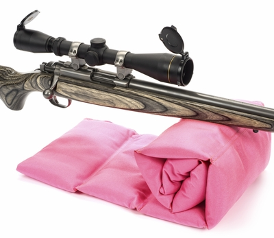 The Grouper™ Bench Rest Sandbag, Pink