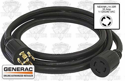 generac 6329 generator to transfer switch power cord 30 50 Amp Plug Wiring Diagram generac 6329 generator to transfer switch power cord 30 amp 50 4