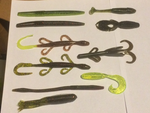 50pc Bass Lures W/ $50 Order